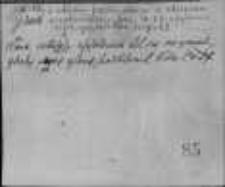 Kartoteka Słownika staropolskiego; GDZIEBY-GOŃ