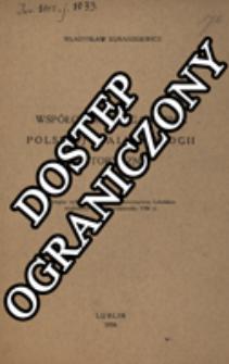 Współczesne zagadnienia polskiej dialektologii historycznej