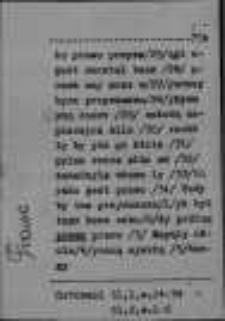 Kartoteka Słownika staropolskiego; PRAWO-PRÓCHNAĆ