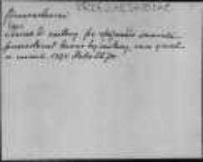 Kartoteka Słownika staropolskiego; PRZEZASTAWIAĆ-PRZYJĄĆ