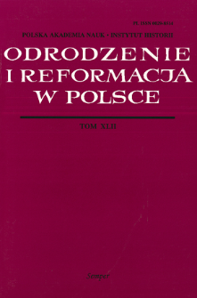 Dwór medycejski i Habsburgowie a trzecia elekcja w Polsce