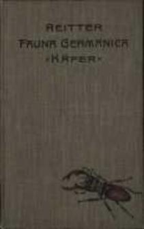 Fauna germanica: Die Käfer des Deutschen Reiches. Bd. 3