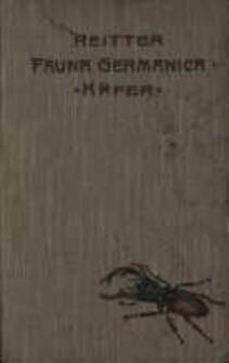 Fauna germanica: Die Käfer des Deutschen Reiches. Bd. 5