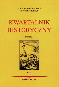 Wokół wizyty Gamelina w Warszawie (12-17 VIII 1936 roku)