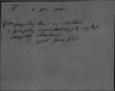 Aneks do Kartoteki Słownika staropolskiego; Materiał rękopiśmienny (uzupełnienie Słownika Lindego); Z - ŻYZNY