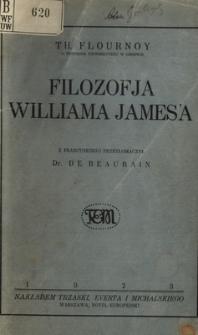 Filozofja Williama James'a