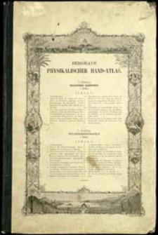 Dr Heinrich Berghaus' Physikalischer Atlas : oder Sammlung von Karten [...]. Abt. 4, Pflanzen-Geographie : in 8 Bättern