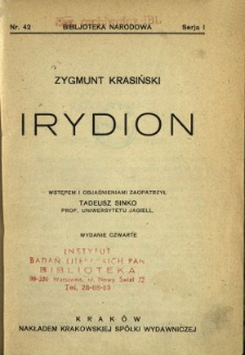 Irydion