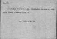 Aneks do Kartoteki Słownika staropolskiego; Suplement; IMOWAĆ - KTO