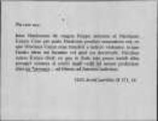 Aneks do Kartoteki Słownika staropolskiego; Suplement; NA - ÓWDZIE