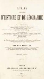 Atlas universel d'histoire et de géographie