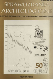 Szczątki zwierzęce związane z grobem mezolitycznym w Kamieńskich (sta. 1), gm. Orzysz, woj. suwalskie