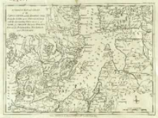 A Correct Map and Chart of the Catagatte and the Baltic Sea, From the Scawe up to Petersburgh with the Surrounding Countries of Norway, Sweden, Russia, Poland, Prussia, Pomerania, Holstein and Denmark