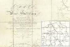 Carte von West Gallizien : welche auf [...] Befehl Seiner Kaiserlich oesterreichischen und Königlich apostolischen Majestat in den Jahren 1801 bis 1804 unter der Direction [...] Anton Mayer von Heldensfeld [...] aufgenommen worden [...]
