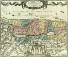 Generaale Kaart Van Het Beloofde Land, Tot Verlichting Voor De Geschiedenisse; Vervat In Den Bybel