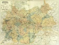 Eisenbahnkarte Deutschlands : Sonderdruck für die Deutsche Reichsbahn.