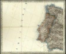 General-Karte von Europa in 25 Blättern. [Blatt] 16