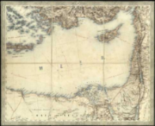 General-Karte von Europa in 25 Blättern. [Blatt] 24