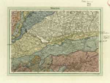 Geognostische Karte von Deutschland und den umliegenden Staaten in 42 Blättern nach den vorzüglichsten mitgetheilen Materialien. 1 Lieferung, München