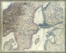 General-Karte von Europa in 25 Blättern.[Blatt] 8