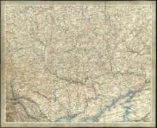 General-Karte von Europa in 25 Blättern. [Blatt] 14