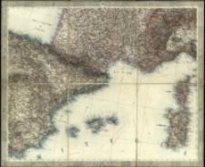General-Karte von Europa in 25 Blättern. [Blatt] 17