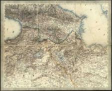 General-Karte von Europa in 25 Blättern. [Blatt] 20