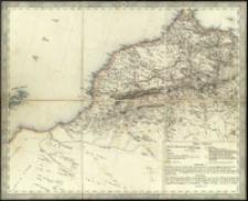 General-Karte von Europa in 25 Blättern. [Blatt] 21