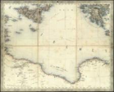 General-Karte von Europa in 25 Blättern. [Blatt] 23