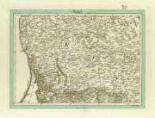 Geognostische Karte von Deutschland und den umliegenden Staaten in 42 Blättern nach den vorzüglichsten mitgetheilen Materialien. 2 Lieferung, Memel