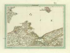 Geognostische Karte von Deutschland und den umliegenden Staaten in 42 Blättern nach den vorzüglichsten mitgetheilen Materialien. 2 Lieferung, Stralsund