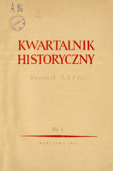 Ziemie zachodnie w polityce Rzeczypospolitej szlacheckiej (1572-1764)