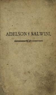Adelson Y Salwini : Historya Angielska