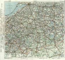 G. Freytag & Berndt Autostrassenkarten. Blatt 6, Königsberg = G. Freytag & Berndt cartes routières. Feuillet 6, Königsberg = G. Freytag & Berndt auto road maps. Sheet 6, Königsberg /