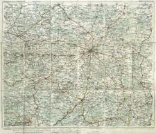 G. Freytag-Berndt Automobil- und Radfahrerkarten. Blatt 47, Lemberg (Lwów)