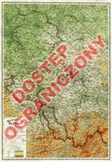Województwo śląskie : oraz ziemie sąsiednie
