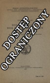 Die Jugoslaven der Dalmatinischen Küste : Beitrag zur Kraniologie der Südslaven