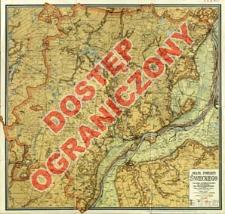 Mapa powiatu świeckiego