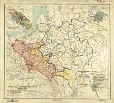 Polska za Kazimierza Wielkiego : Stan z r. 1370 : podziałka 1:6 000 000