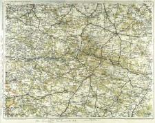G. Freytag & Berndt's Automobil- und Radfahrerkarten. Blatt 58, Kielce