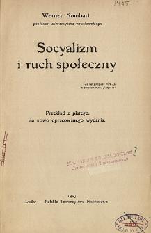 Socyalizm i ruch społeczny