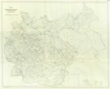 Gea-Karte der kleineren Verwaltungsbezirke des Deutschen Reiches : Maßstab 1:1 500 000