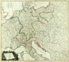 A new map of the seat of war, comprehending Germany, Poland with its dismemberments, Prussia, Turkey in Europe, Italy &c. : from the Maps of Chauchard, Zannoni, &c.