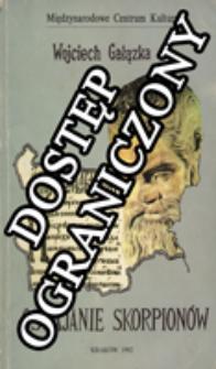Oswajanie skorpionów : szkice o literaturze bułgarskiej