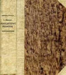 Społeczeństwo pierwotne, czyli Badanie kolei ludzkiego postępu od dzikości przez barbarzyństwo do cywilizacyi