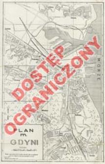 Plan m. Gdyni