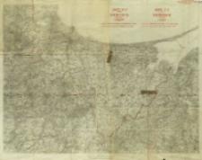 Carte No. 3. : Dantzig = Mapa č. 3 : Gdánsko
