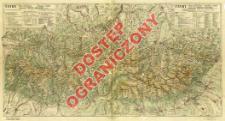 Tatry : mapa turystyczna : podziałka 1:50 000