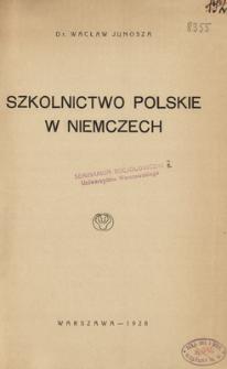Szkolnictwo polskie w Niemczech