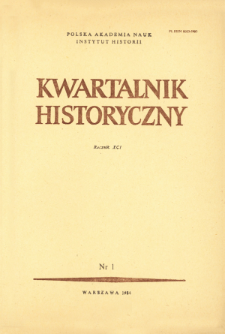 Kwartalnik Historyczny R. 91 nr 1 (1984), In memoriam : Helena Hleb-Koszańska (13 VI 1903 - 16 IV 83)